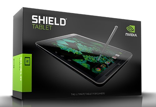 NVIDIA SHIELD Tablet ready for order and shipping