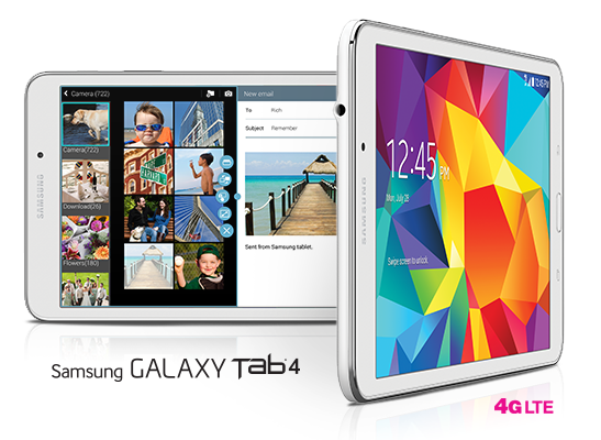 samsung galaxy tab 4 8 0 4g lte t mobile launching. Black Bedroom Furniture Sets. Home Design Ideas