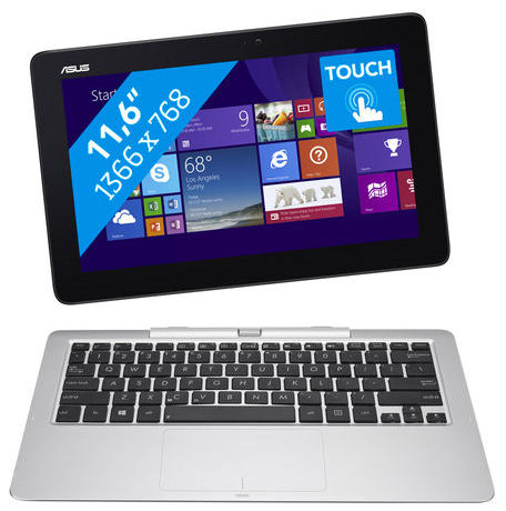 Asus Transformer Book T200 now taking orders