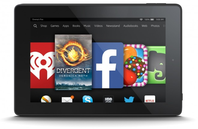 2014-2015 Amazon Kindle Fire HD 7