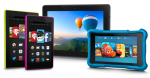 2014-2015 Amazon Kindle Fire Tablets