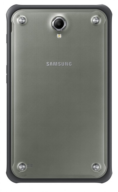Samsung Galaxy Tab Active back