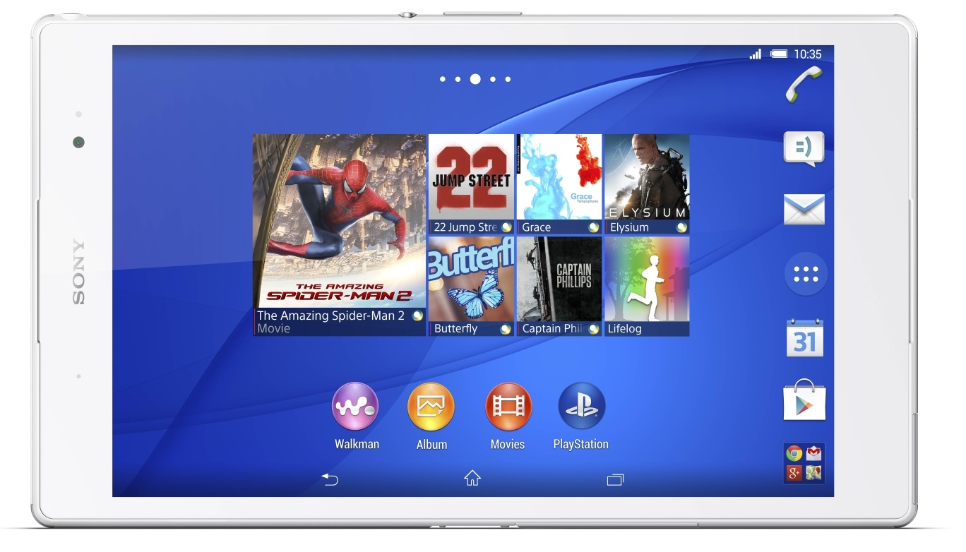Sony Xperia Z3 Tablet Compact Waterproof Tablet