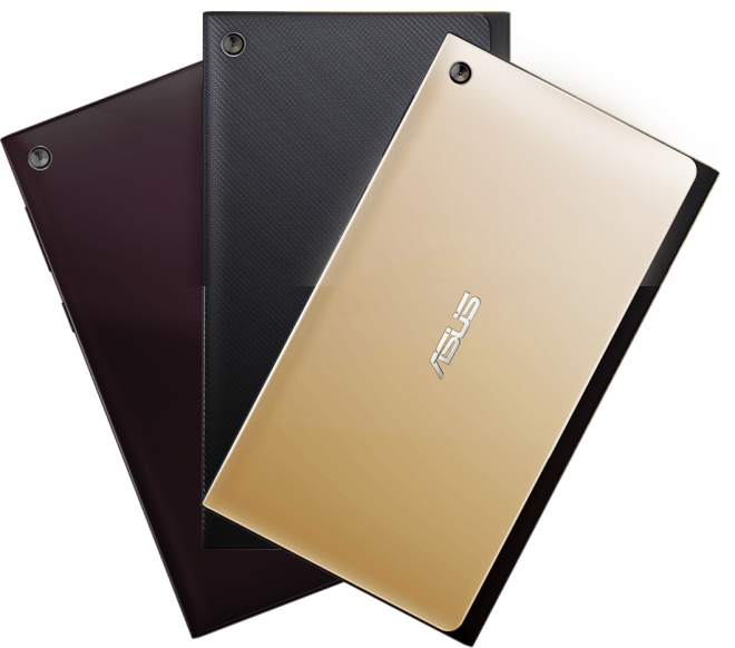 Asus MeMO Pad 7 (ME572C) color options