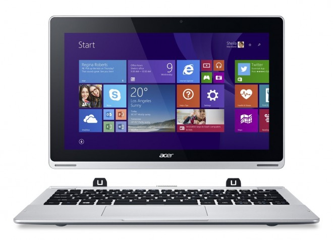 Full HD Acer Aspire Switch 11 SW5-171