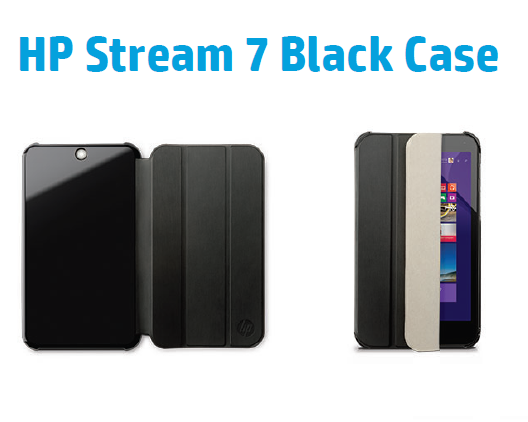 HP Stream 7 Black Case