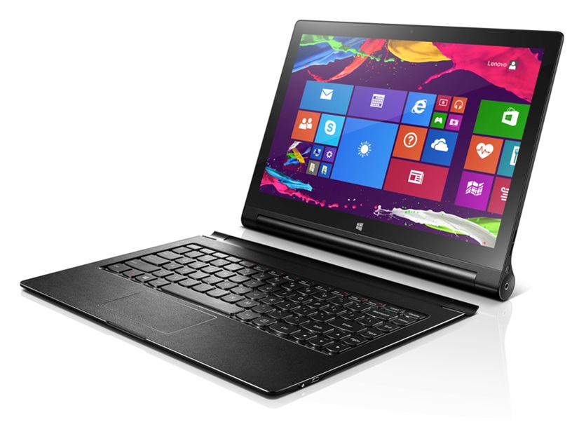 smartphone born lenovo yoga tablet 2 with windows let's