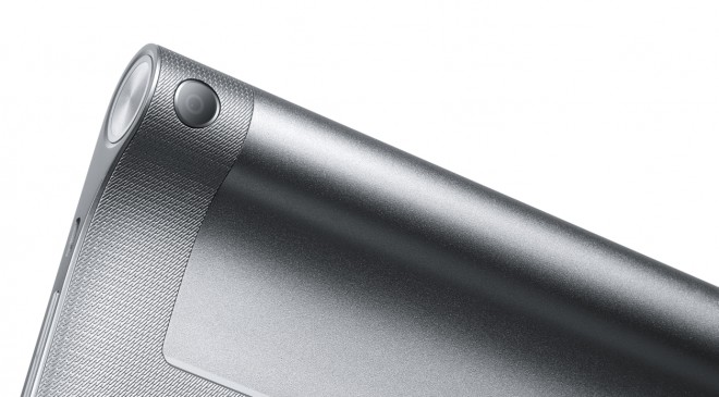 Lenovo Yoga Tablet 2 camera
