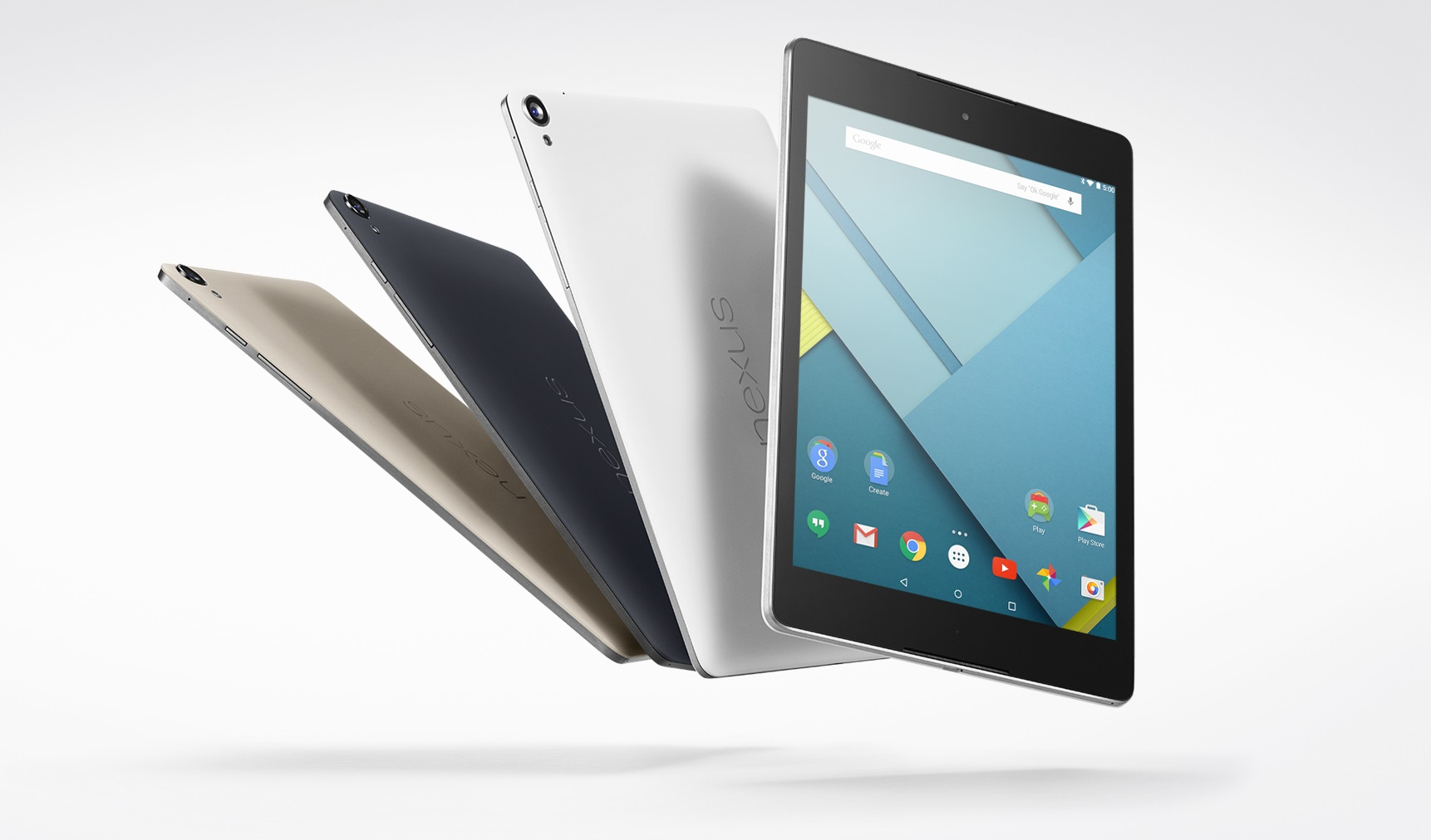 Nexus 9  8.9Inch Android 5.1 Lollipop Tablet Price From $349