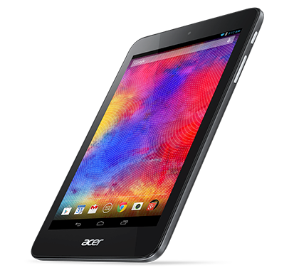 Acer Iconia One 7 (B1-750) in black
