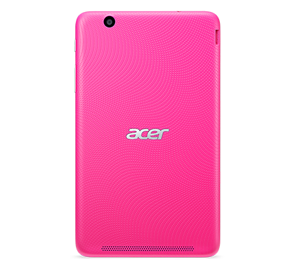Pink tablet Acer Iconia One 7 (B1-750)