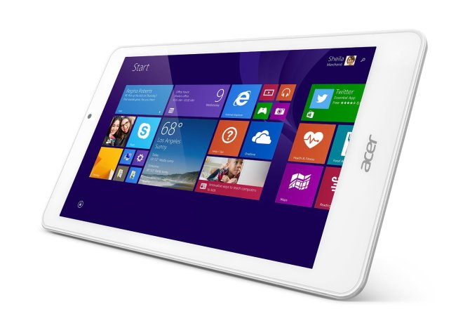 Acer Iconia Tab 8 W 8-inch Windows 8.1 tablet