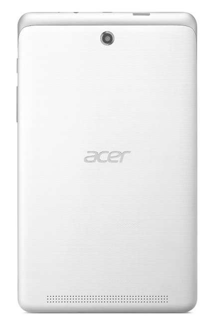 Acer Iconia Tab 8 W back
