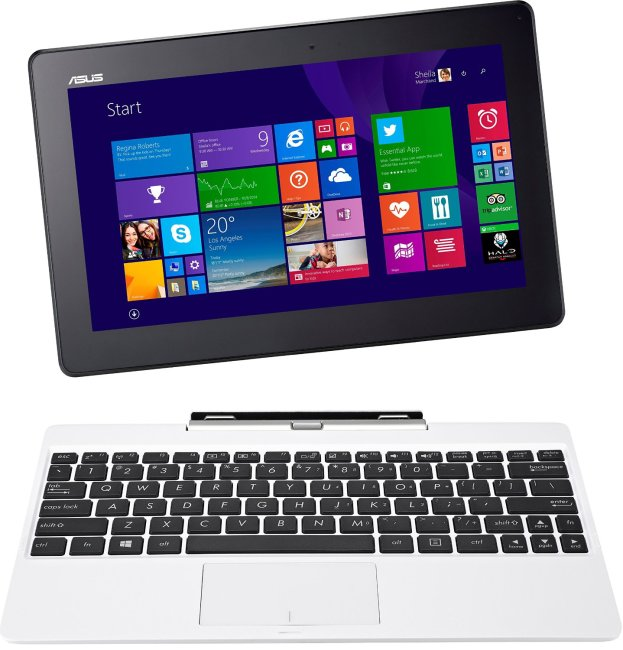 December tablet deal on Asus Transformer Book T100