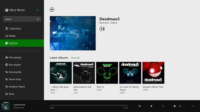 how to download music to your xbox one
