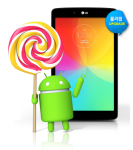 Android 5.0 Lollipop Tablet