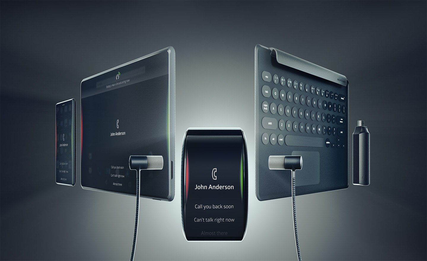 Neptune Suite Tablet-Phone-Watch-TVDongle Smashes ...