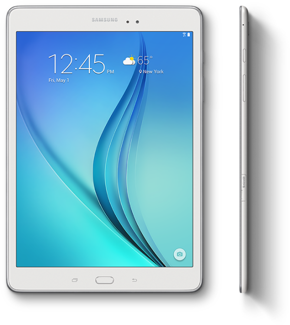 Samsung Galaxy Tab A 9.7 now taking orders, release May 1st