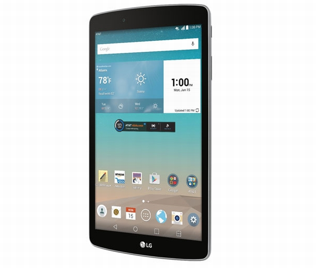 AT&T LG G Pad F 8.0 4G LTE Tablet