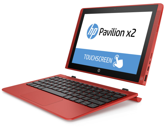 2015 Model HP Pavilion 10 x2 2-in-1