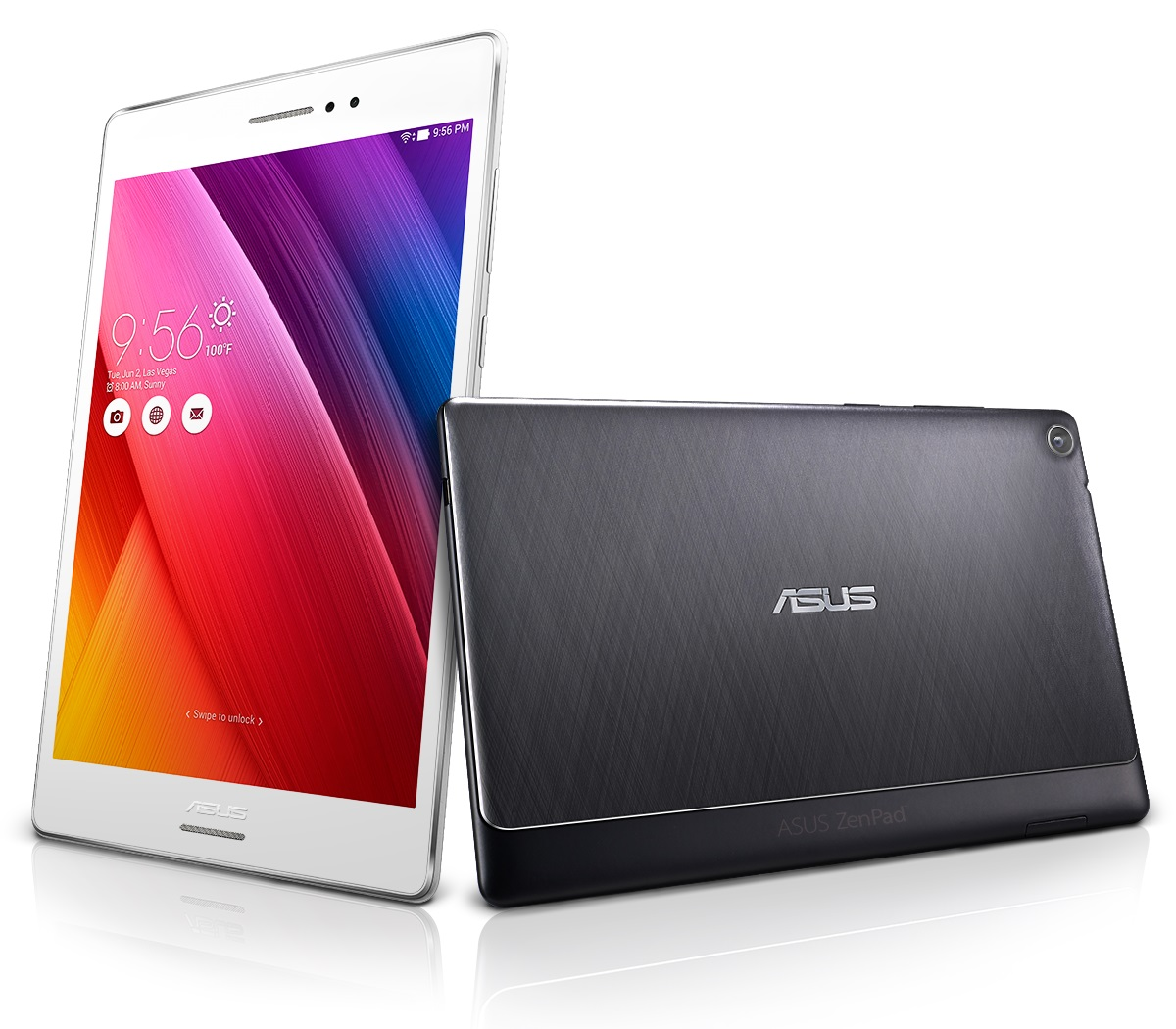Asus ZenPad S 8.0 (Z580CA / C) Top-End Tablet Unveiled