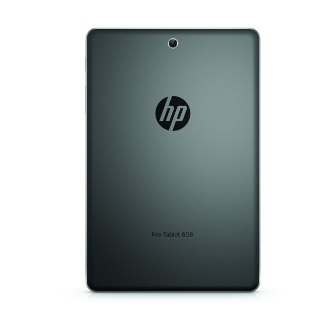 HP Pro Tablet 608 G1 back