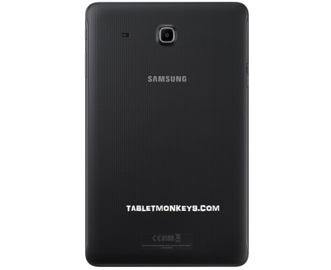 Samsung Galaxy Tab E 9.6 back cover