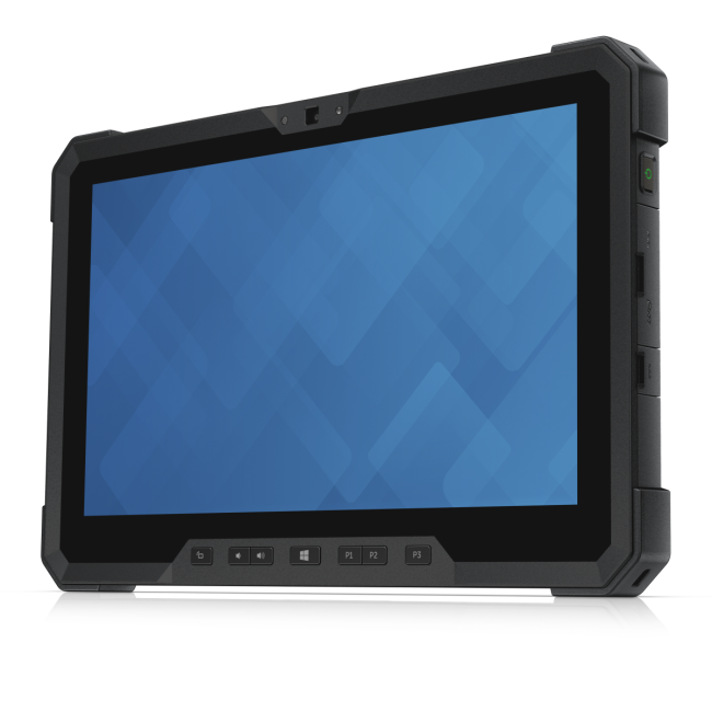 Dell Latitude 12 Rugged Tablet Announced