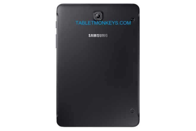 Samsung Galaxy Tab S2 8.0 rear