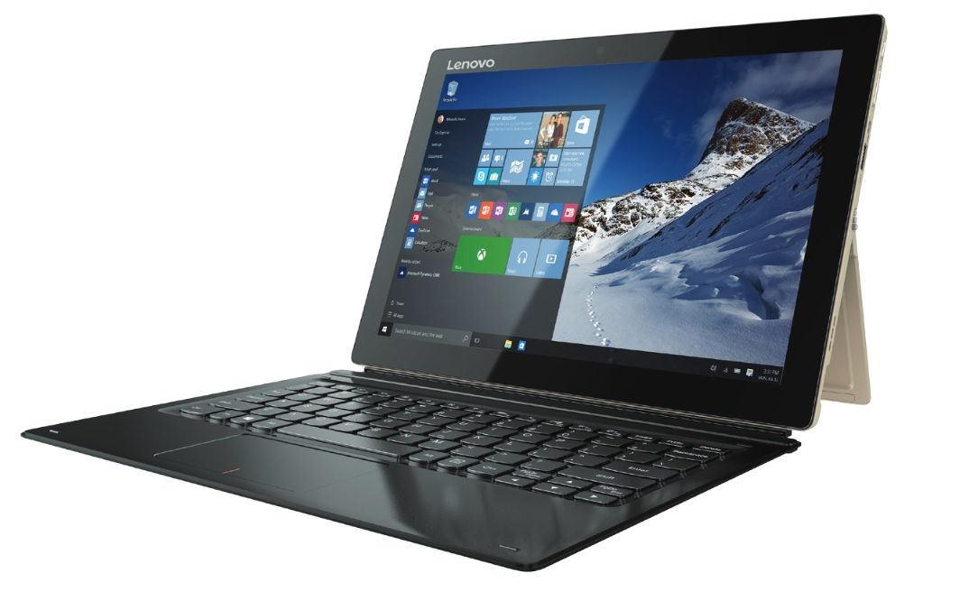 Lenovo MIIX 700 Windows 10 2-In-1 Tablet Launched