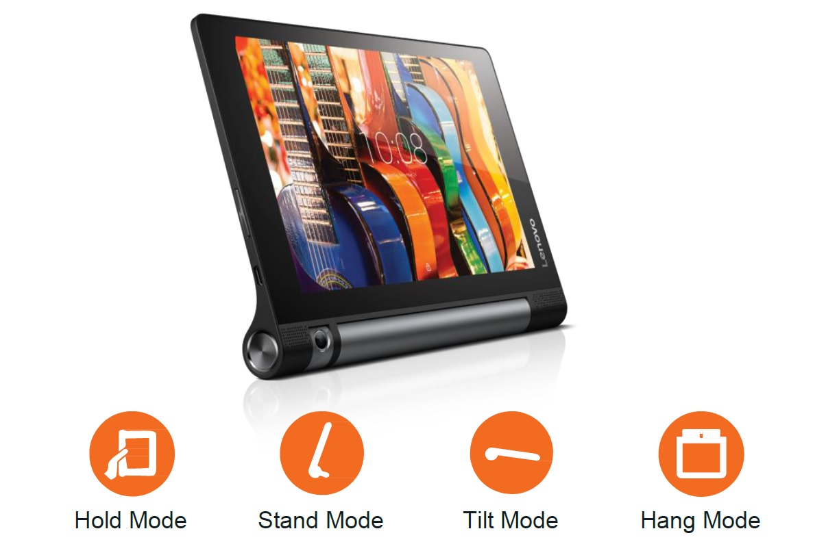 lenovo yoga tab 3 8 w android launch october 1 for 169. Black Bedroom Furniture Sets. Home Design Ideas