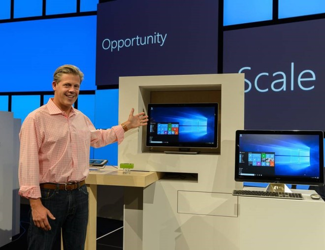 Nick Parker OEM Microsoft Windows 10 Tablets