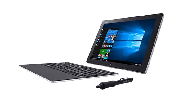 VAIO Z Canvas Windows 10