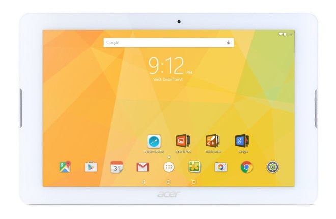 Acer Iconia One 10 (B3-A20) tablet