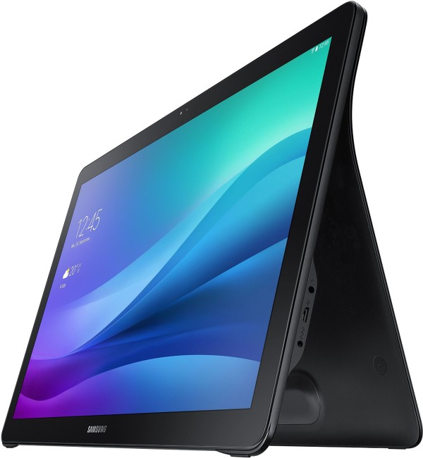 Large Android tablet