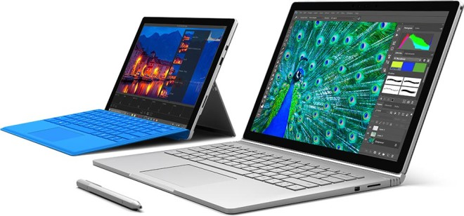Microsoft Surface Windows 10  2-in-1