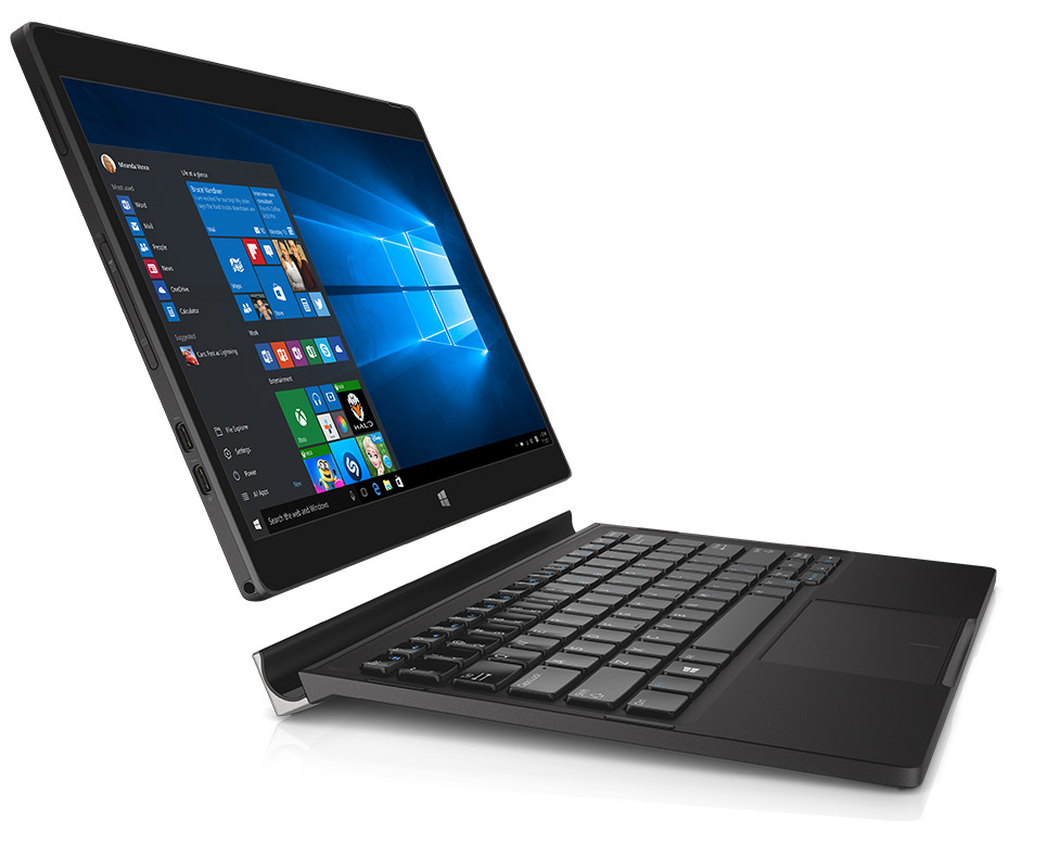 4K Dell XPS 12 Windows 10 2-In-1 Unveiled
