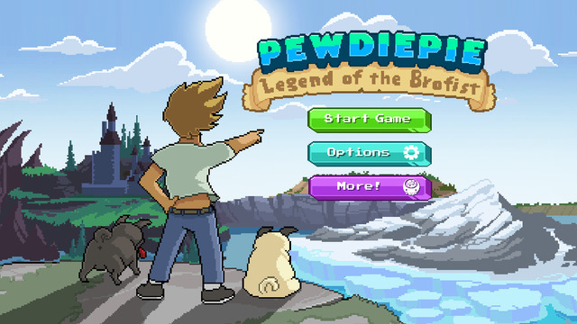 PewDiePie - Legend of the Brofist