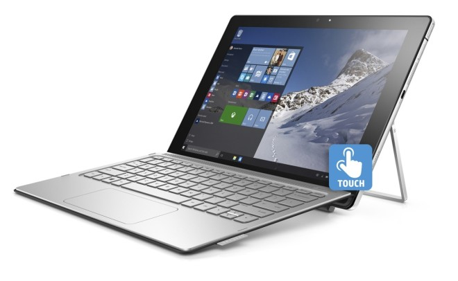 Windows 10 2-in-1 HP Spectre x2
