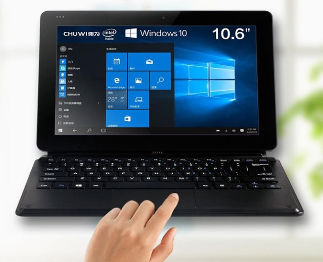 Chuwi Vi10 10.6-Inch Windows 10 Tablet