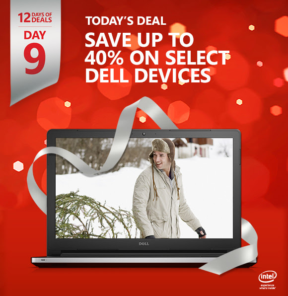 Dell laptop deals and Dell monitor deals