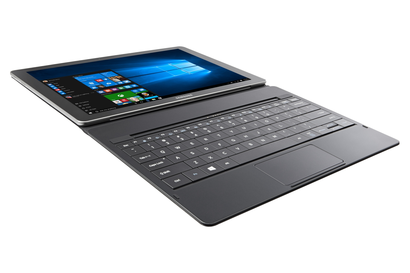 Samsung Galaxy TabPro S SMW700 Windows 10 2In1 Unveiled