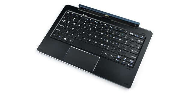 Windows 10 2-In-1 Tablet Cube iWork 10 keyboard
