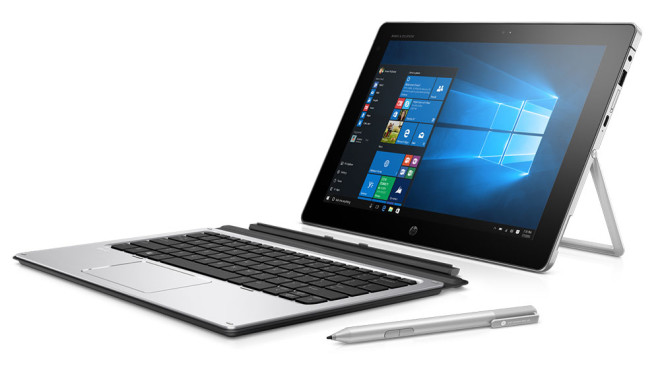 Windows 10 2-In-1 HP Elite x2 (1012)