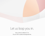 Apple March 21 2016 Event