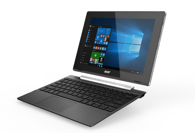Acer Switch V 10 - Windows 10 2-in-1 tablet