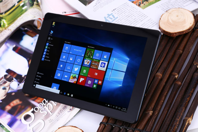 Cube iWork 10 Windows tablet
