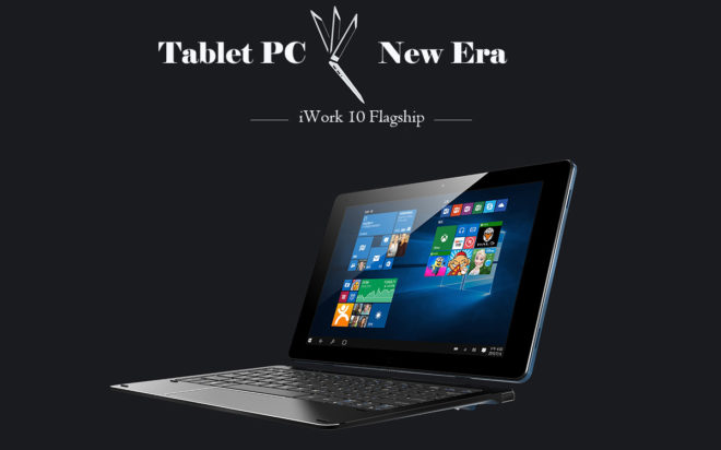 Windows 10 2-in-1 tablet