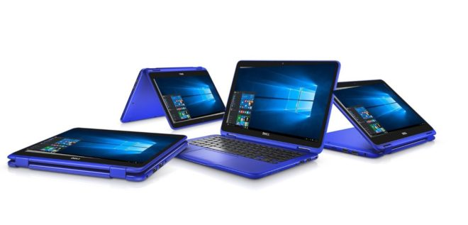 Dell Inspiron 11 3000 2016-2017 blue