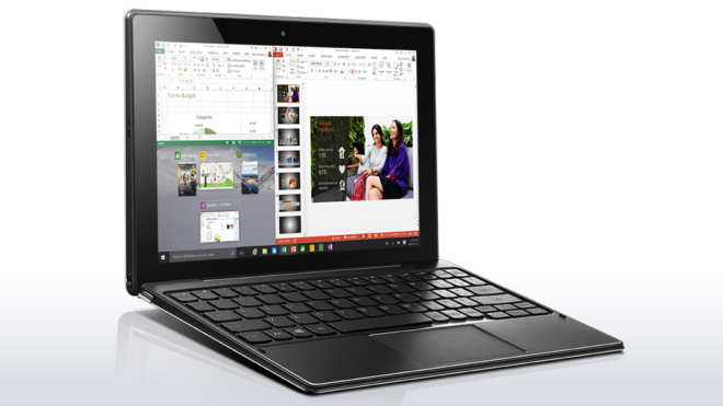 Lenovo Miix 310 Windows 10 Tablet 2-In-1